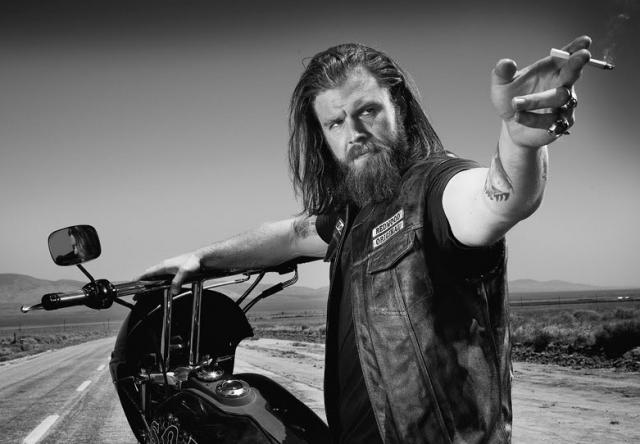 Personajes de sons of anarchy
