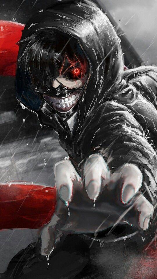 Wallpaper tokyo ghoul
