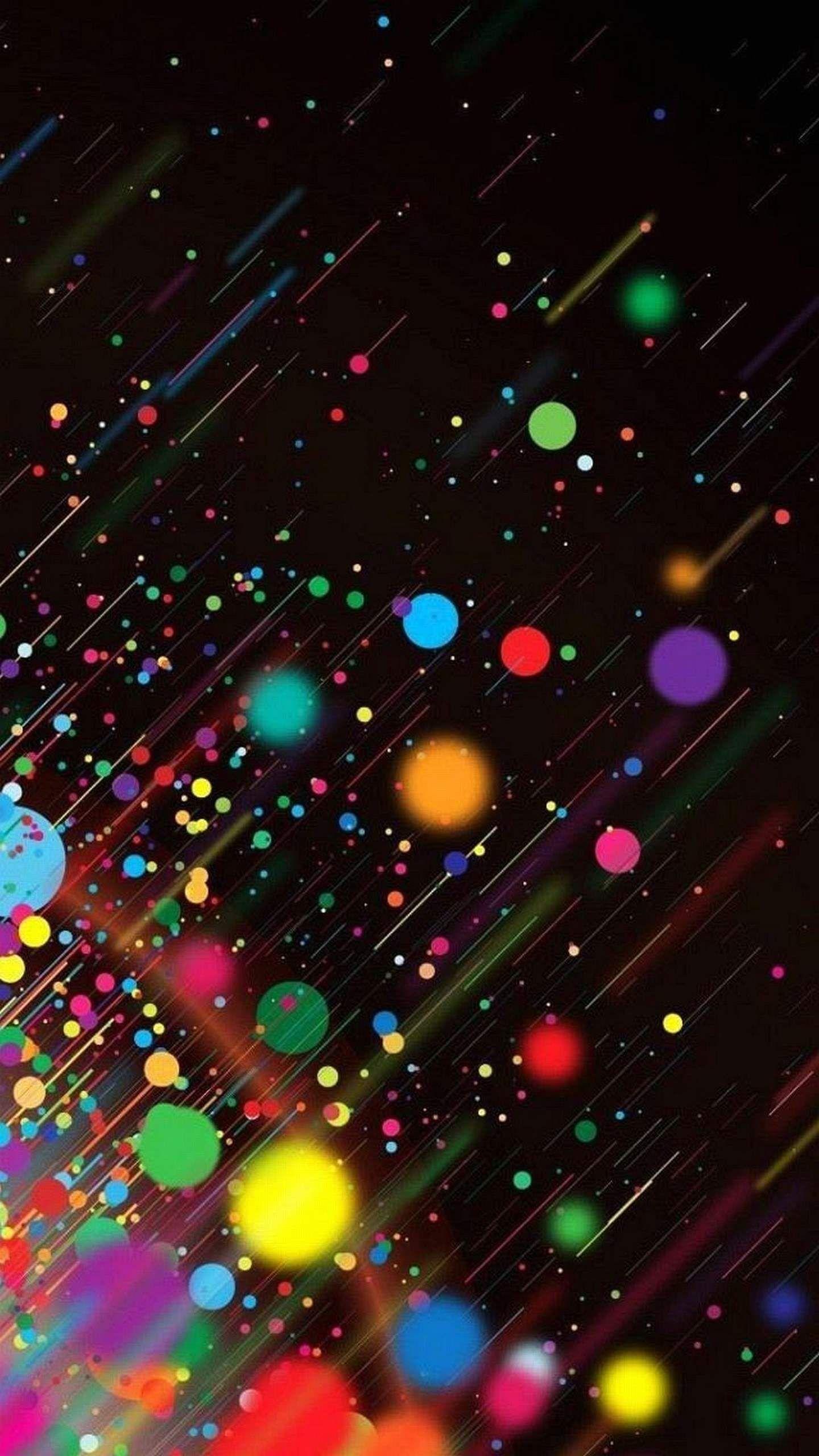 Fondo de pantalla de colores para Samsung S6