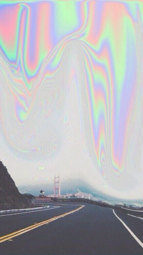 grunge alien tumblr background