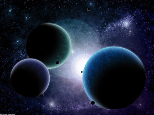 Wallpapers space