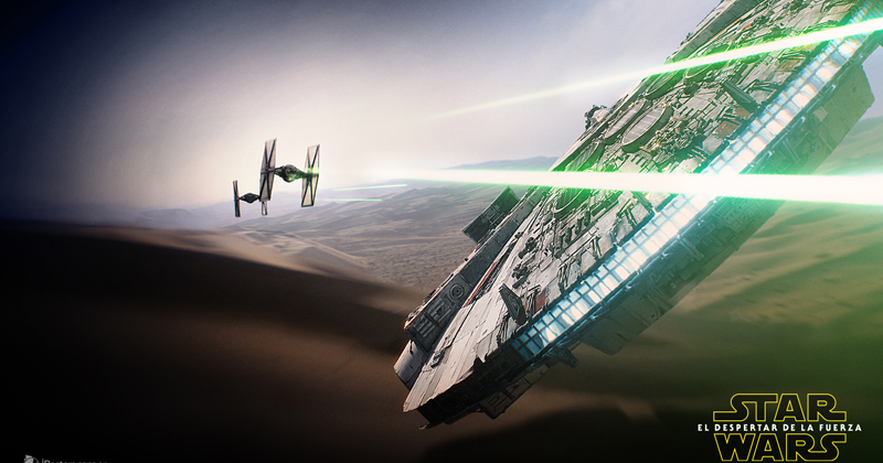 Wallpapers Star Wars el despertar de la fuerza