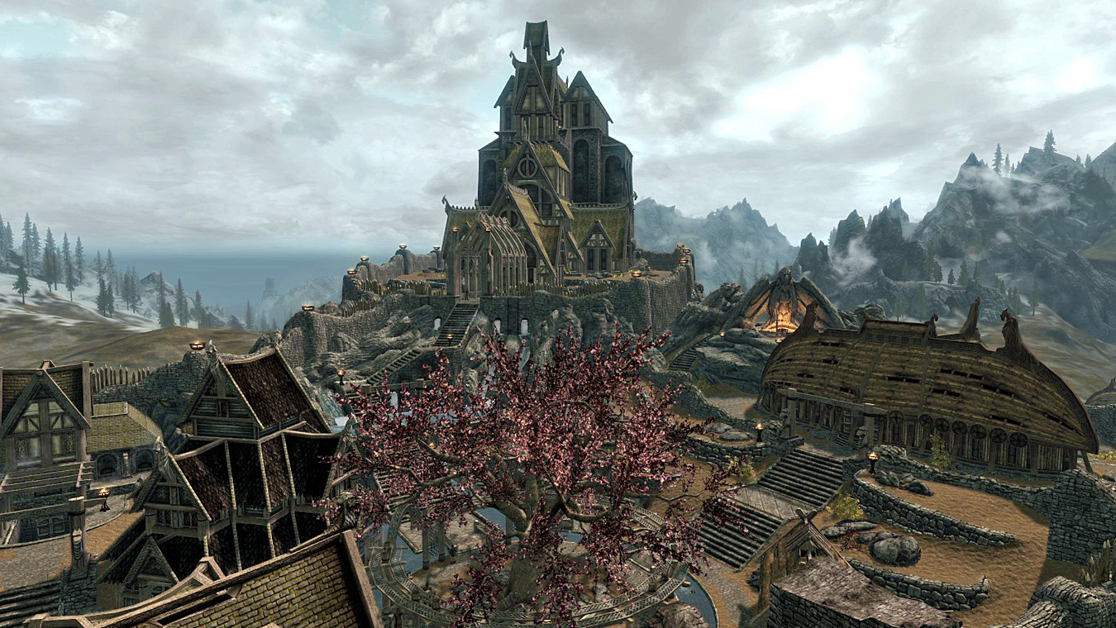 Wallpaper Skyrim Wiki
