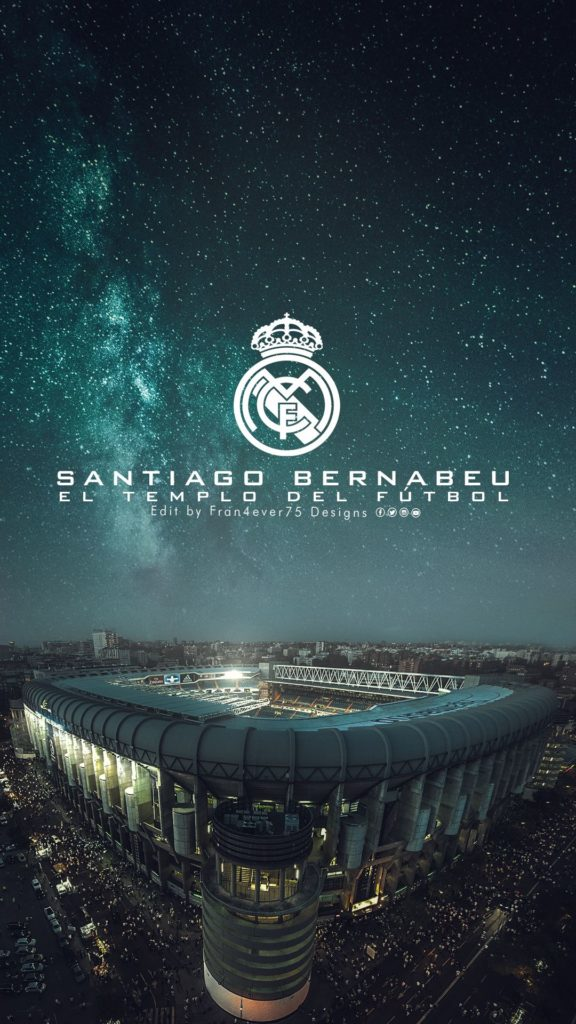 fondos de pantalla del real madrid hd