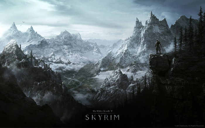 Wallpapers Skyrim