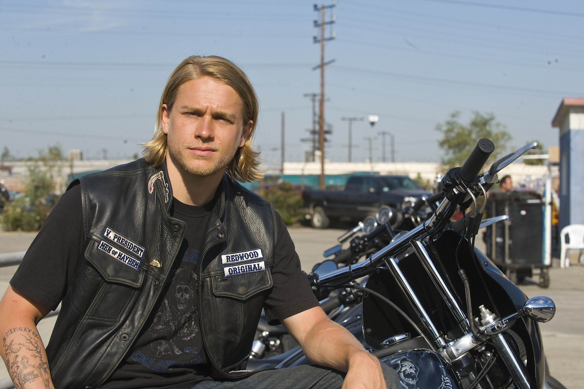Wallpaper sons of anarchy