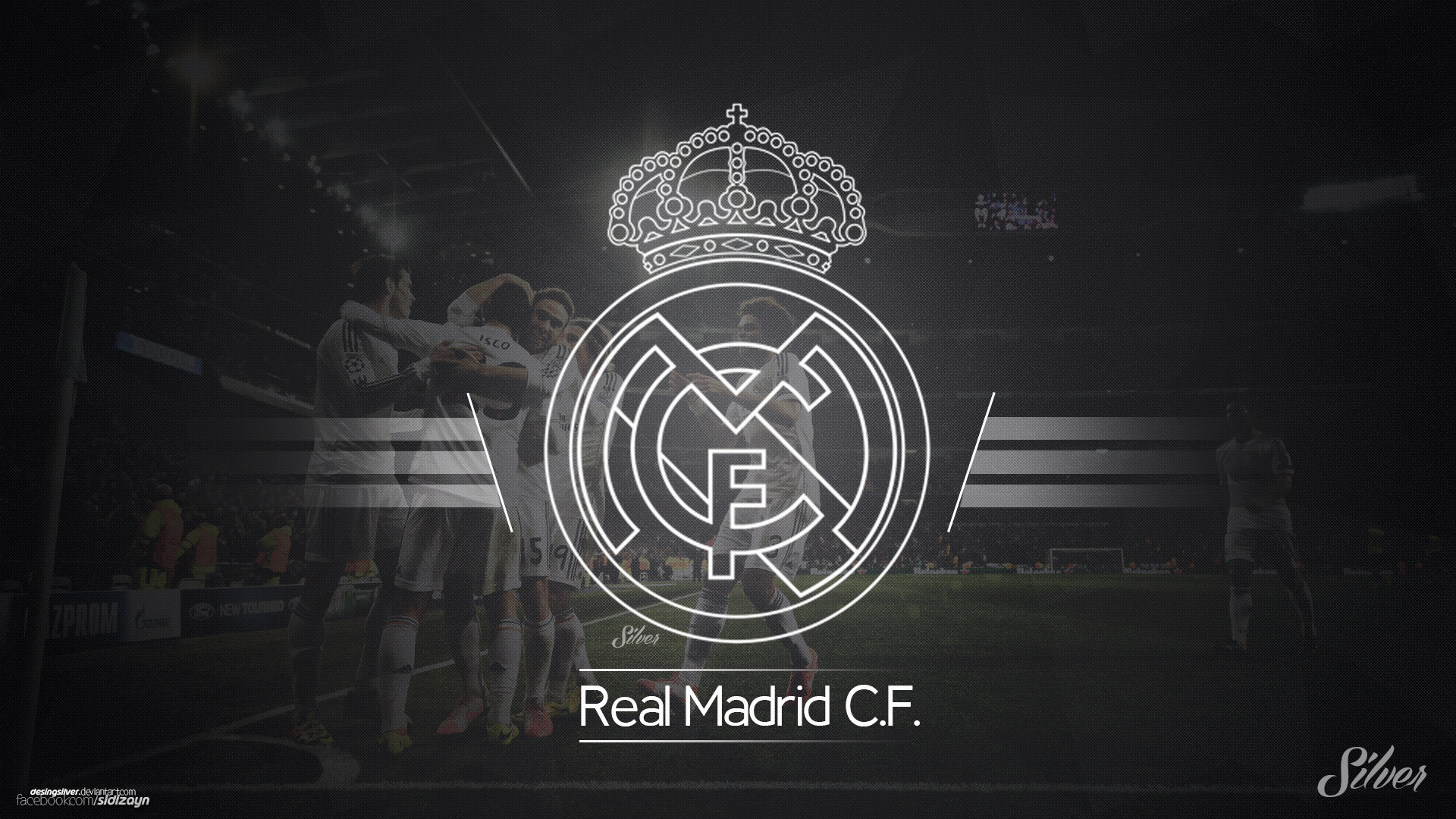 Wallpapers Real Madrid Hd