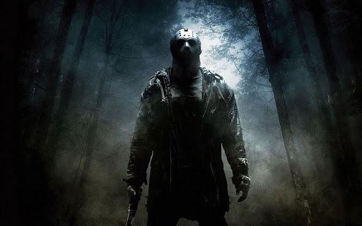 Fondo de Jason miedo y mas