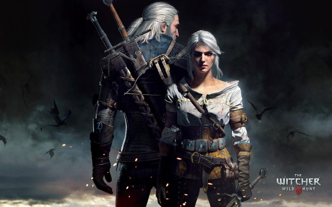 Wallpapers The Witcher 3
