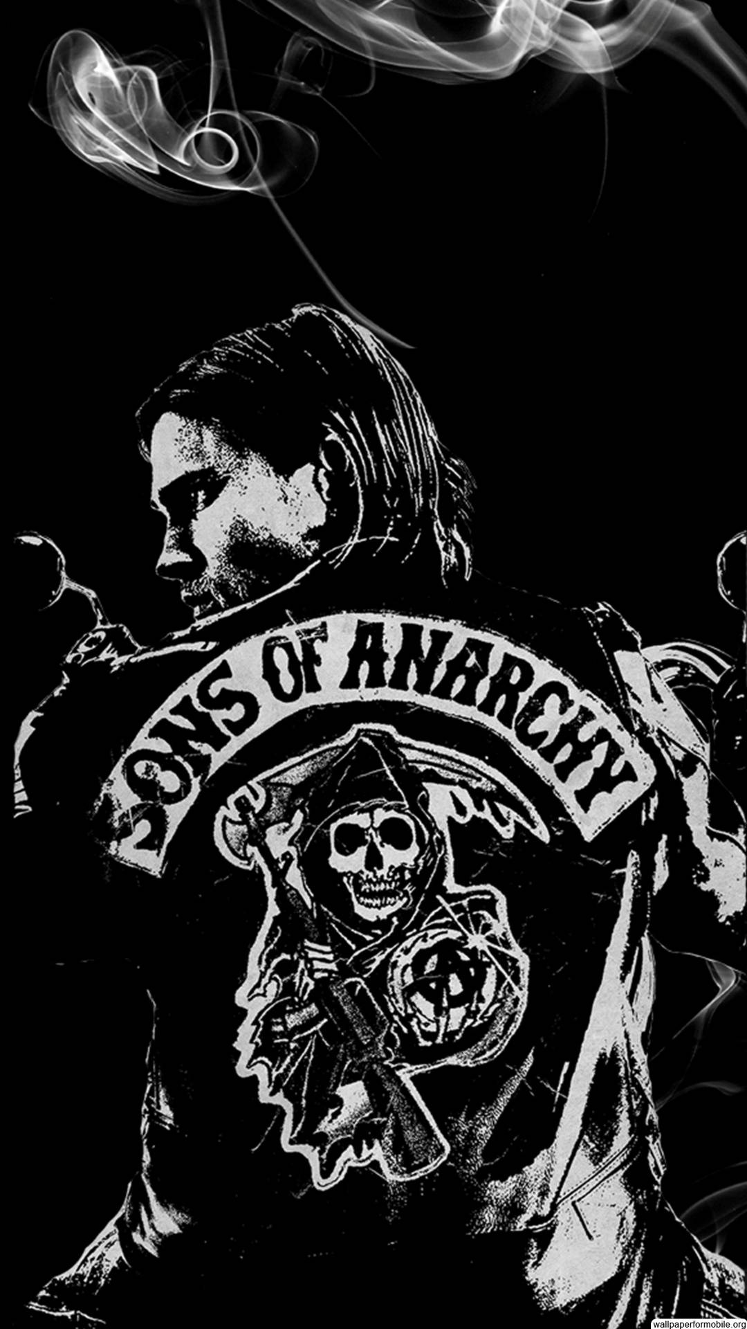 Fondo para telefono sons of anarchy