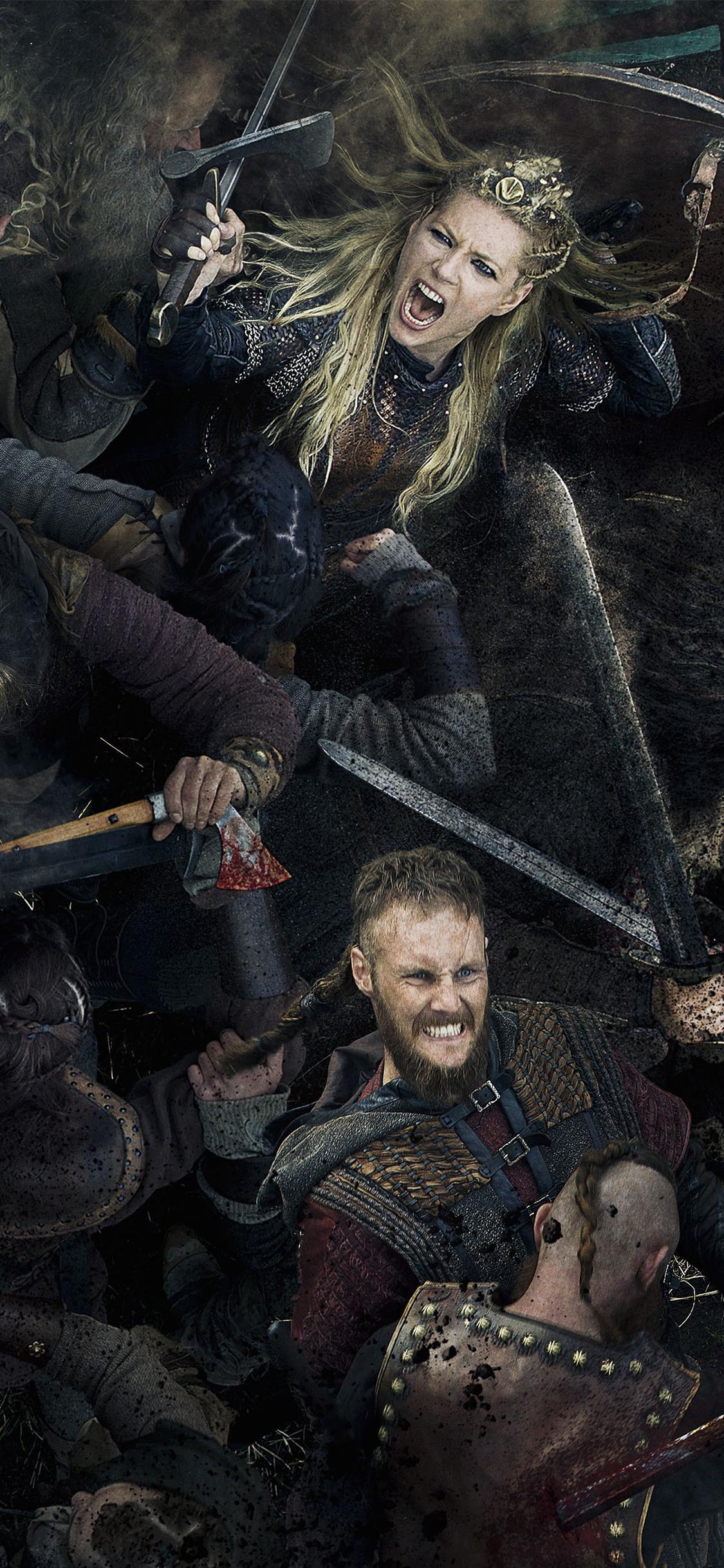 Wallpaper de Vikingos