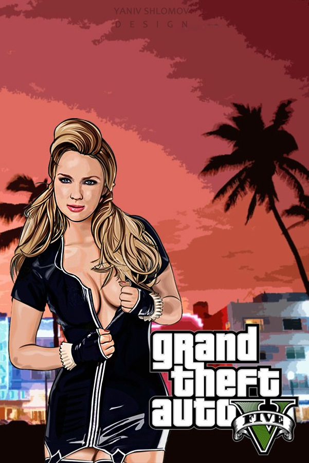 gta v wallpapers iphone 4