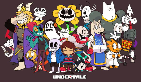Wallpapers Undertale