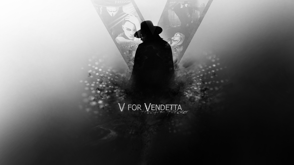 Wallpapers V de Vendetta