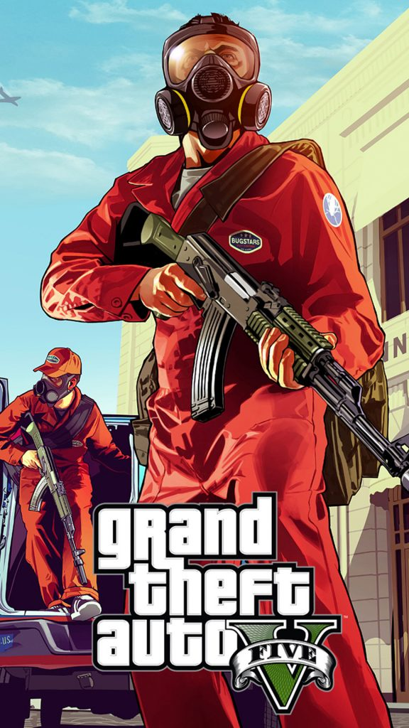 wallpapers de gta v para android