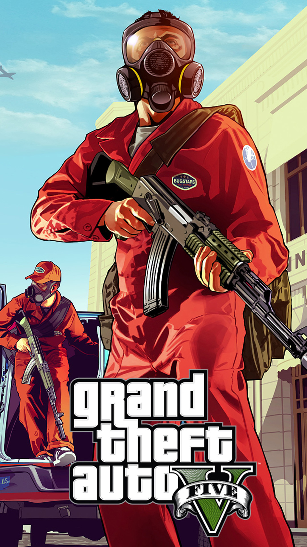 Gta v wallpapers hd fondos de pantalla for Wallpapers para android