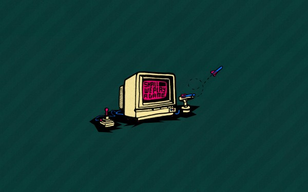 retro games wallpapers hd