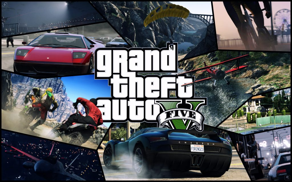 imagenes de grand theft auto v en hd