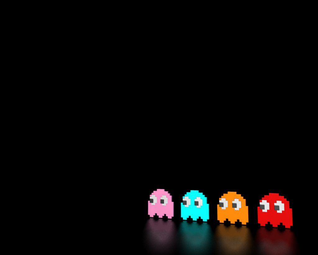 retro video games wallpapers