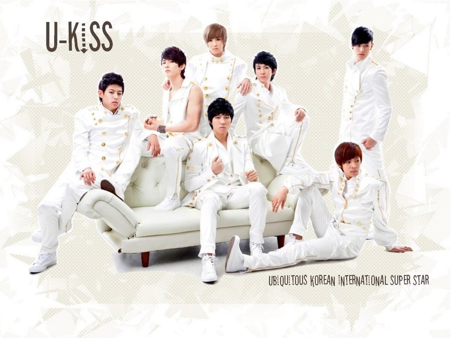 Wallpapers U-Kiss