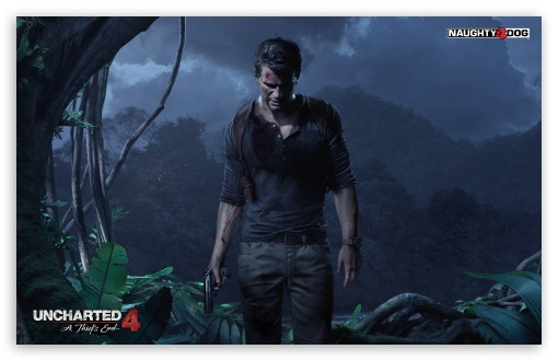 uncharted wallpaper for android