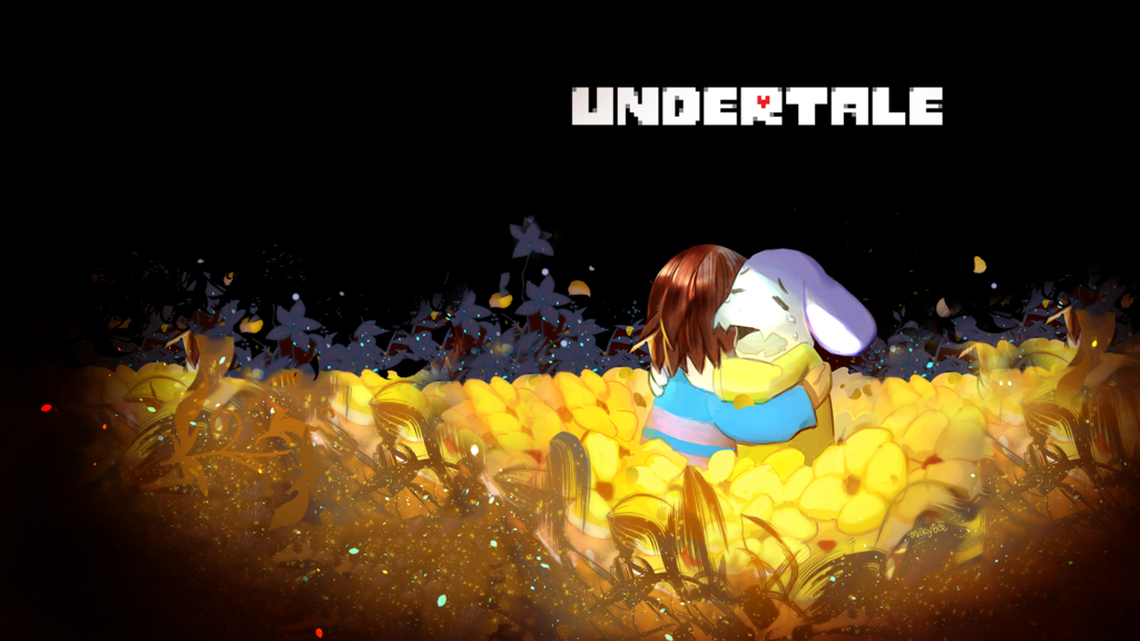 wallpapers undertale hd