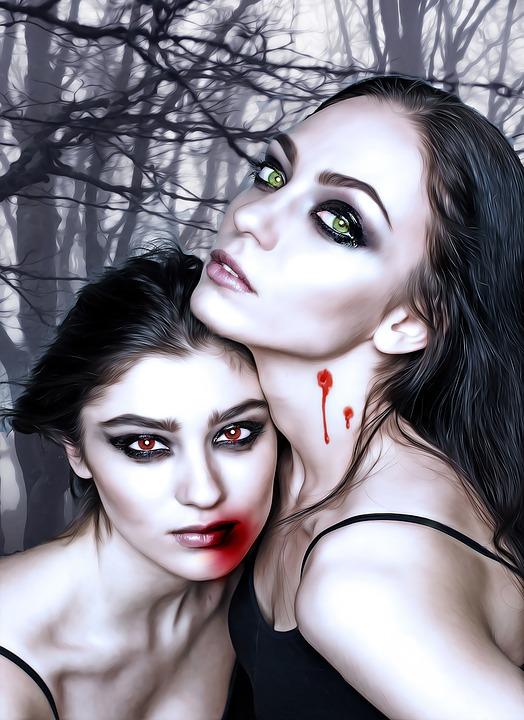 Mujeres de vampiros