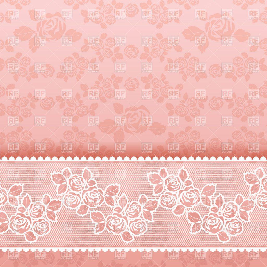 wallpaper vintage vector pink