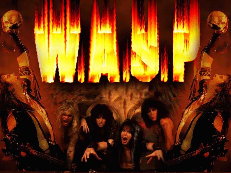 w.a.s.p. band wallpaper