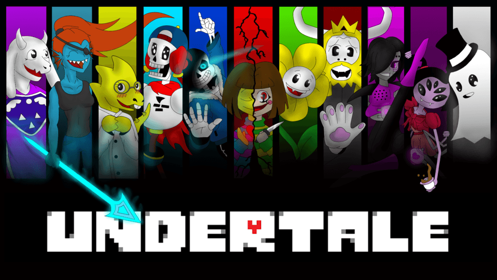 wallpaper Undertale