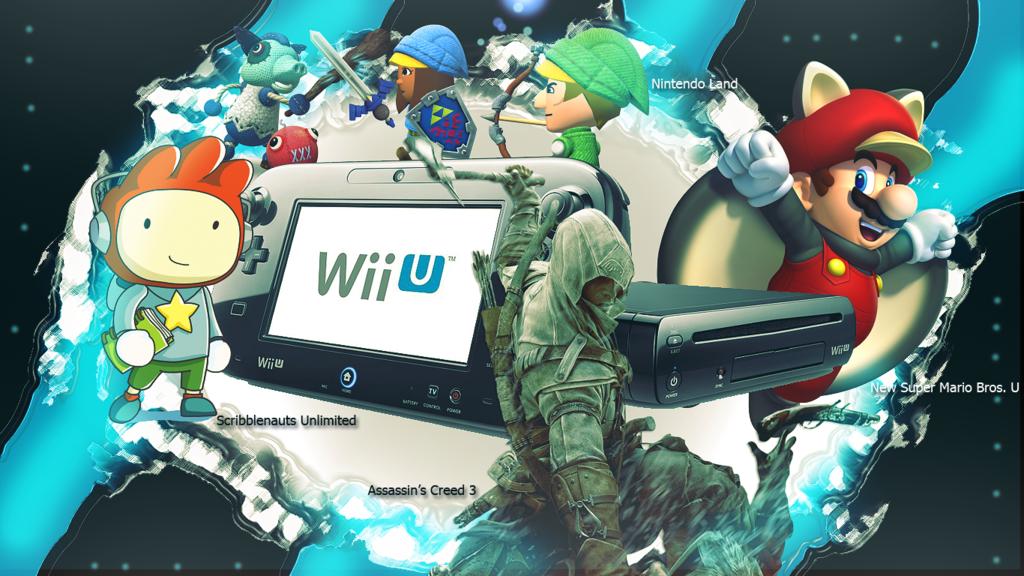 Wii uwallpapers