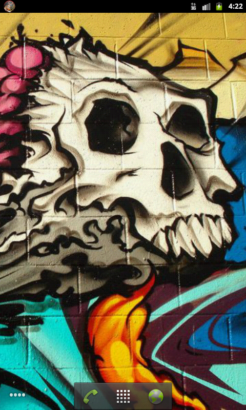 fondos de pantalla para celular de graffitis