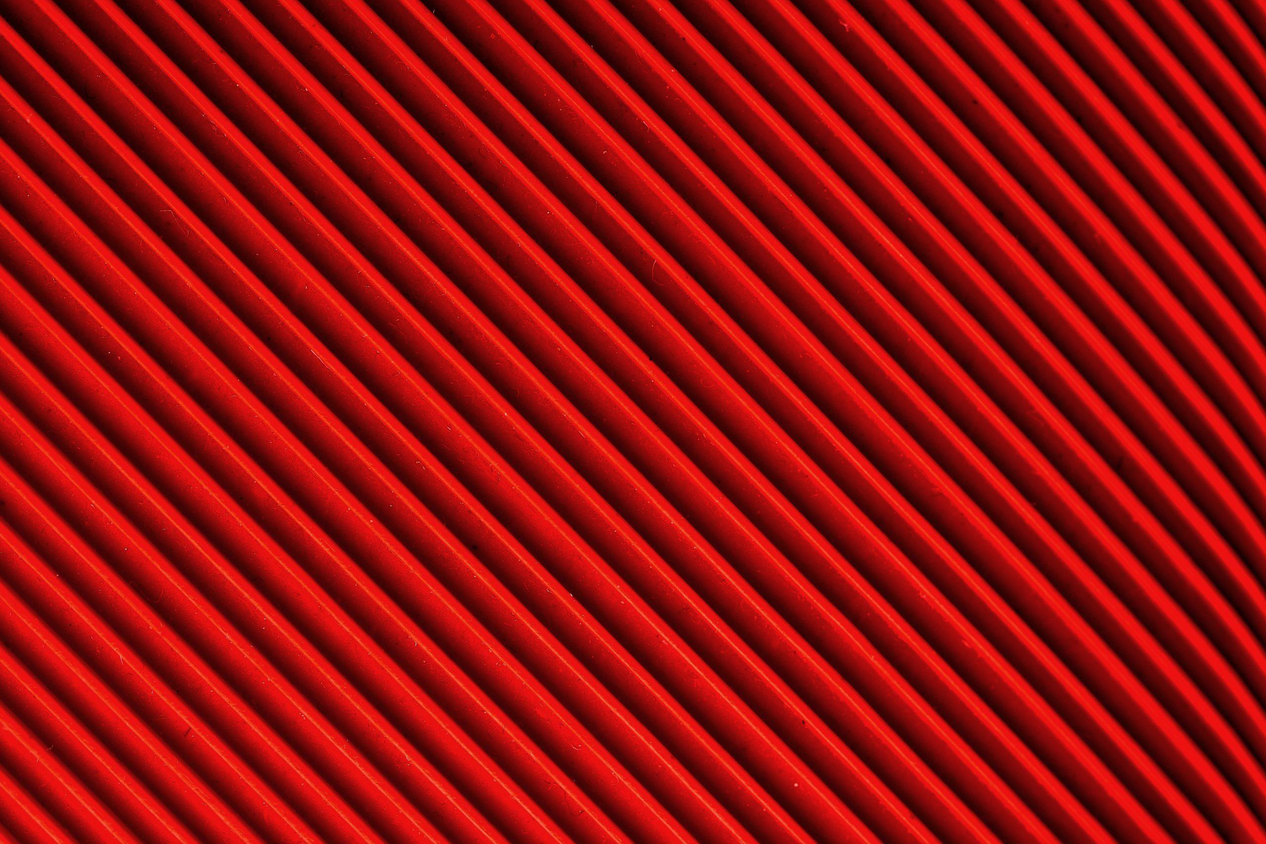 Textura Rojo y negro