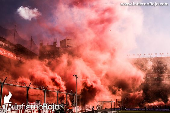 Wallpapers infierno rojo