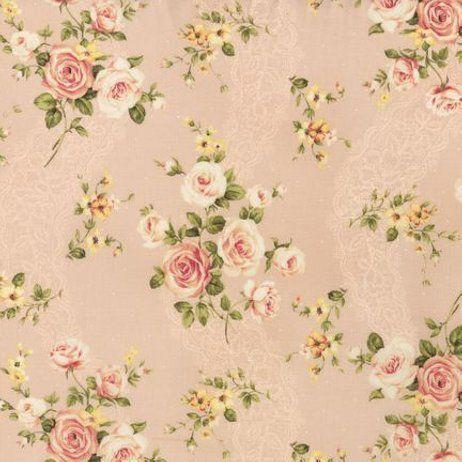 wallpaper rosas vintage