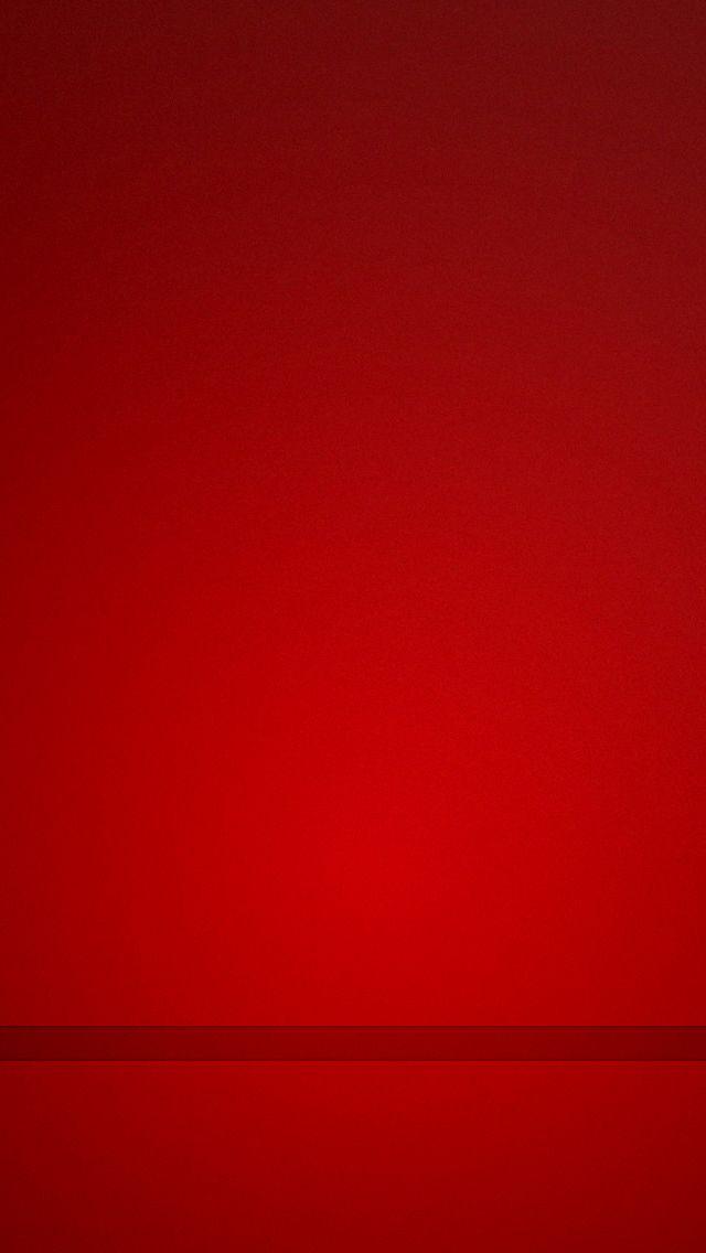 Fondo rojo con degradado para Iphone