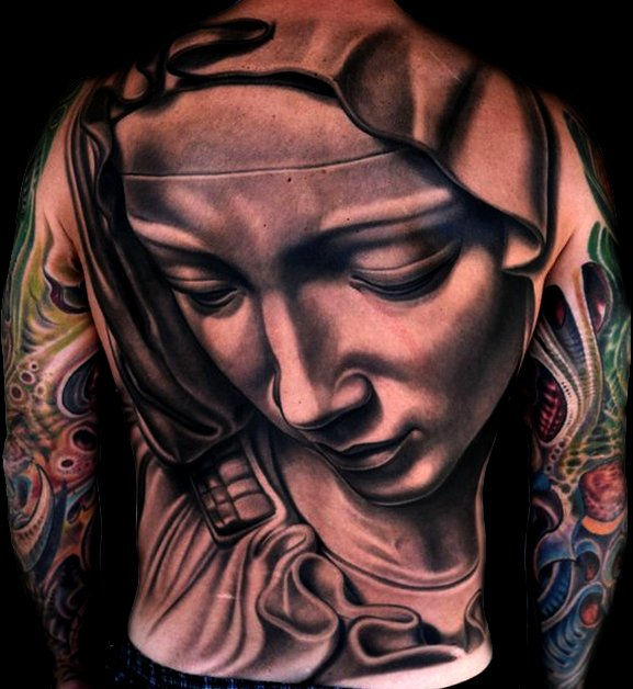 3d tattoo hd wallpaper