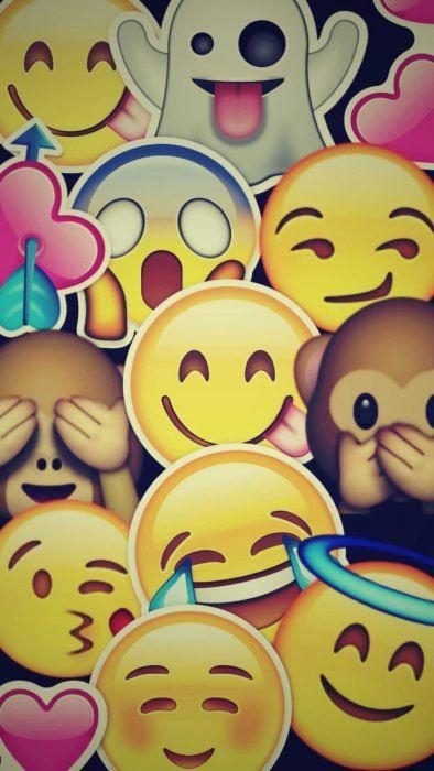 Wallpaper de Emojis