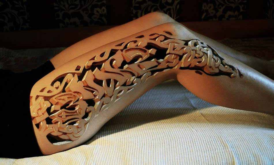 3d tattoo wallpaper desktop