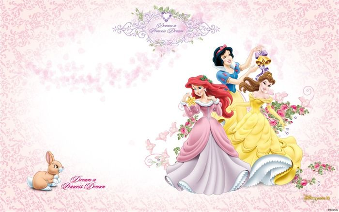 Princesas wallpaper