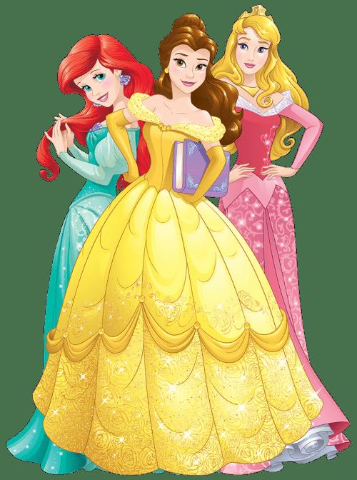 Princesas sin fondo
