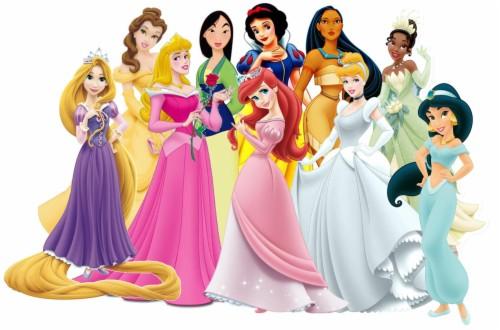 Fondo de pantalla princesas de Disney