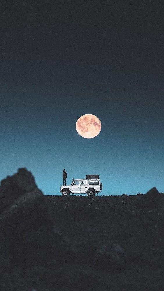 Fondo de luna tumbrl