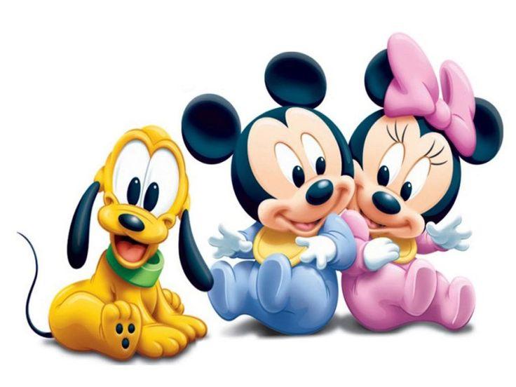 Fondos de MickeyMouse bebe