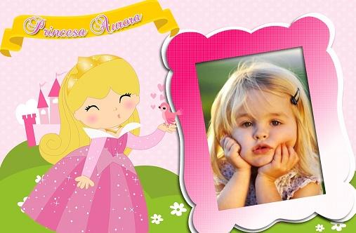 editor de fotos de princesas disney