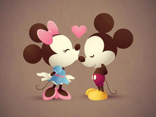 Fondos de Mickey Mouse y Minnie