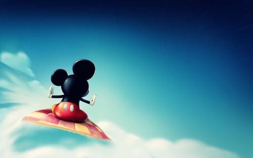 fondos de pantalla animados mickey mouse