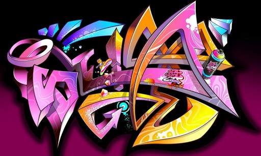 Graffiti Whatsapp Wallpaper: Fondos De Graffitis Para Whatsapp
