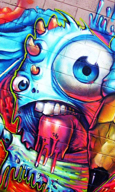Fondos de graffitis para whatsapp fondos de pantalla for Fotos para fondo de pantalla de celular
