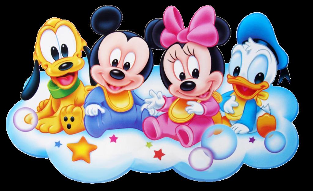100 Fondos De Mickey Bebé Fondos De Pantalla